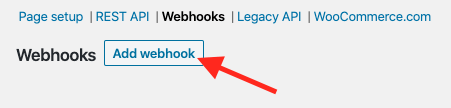 How to Setup SocialPop with WooCommerce Conversions add webhook