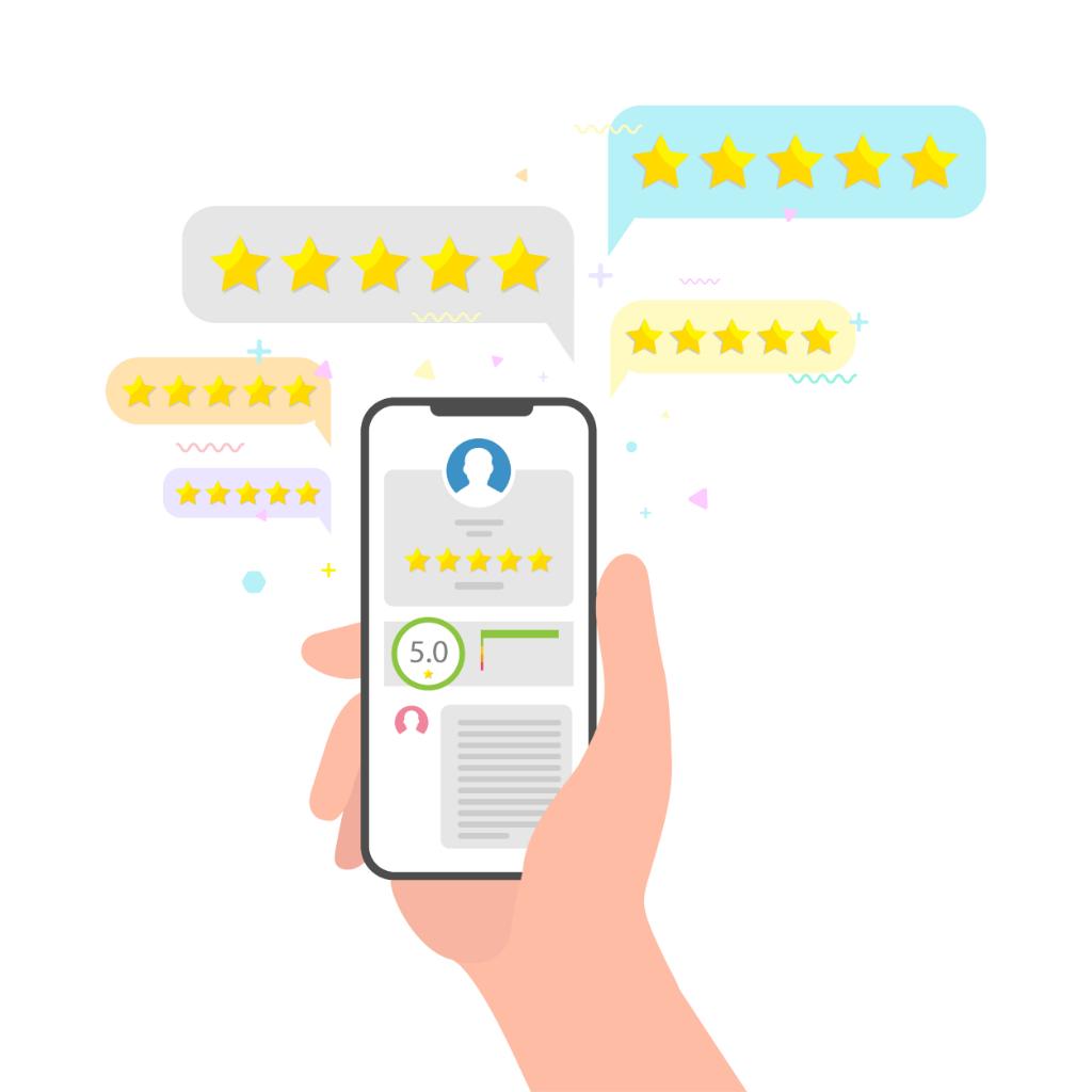 app social proof