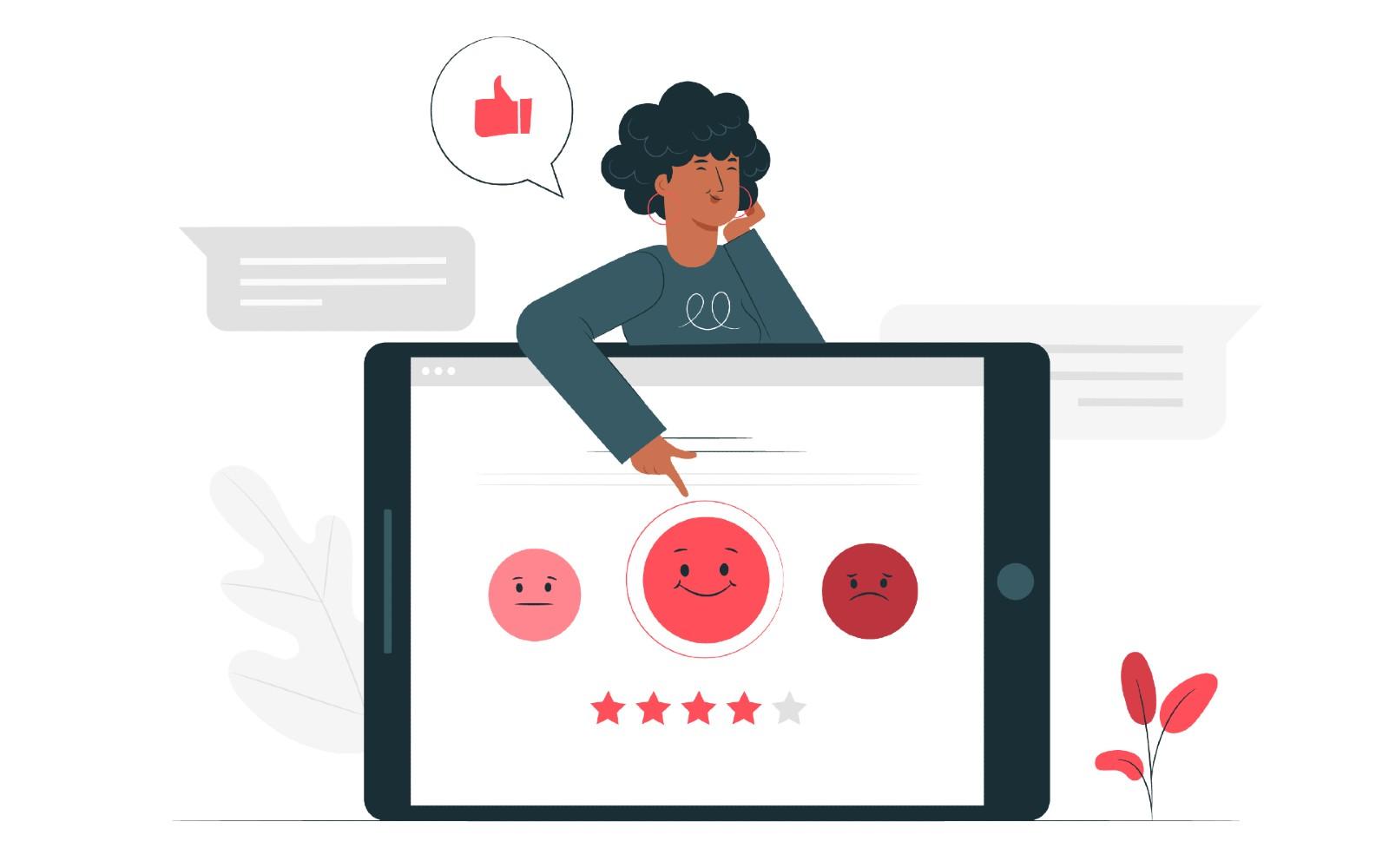 social proof online marketing