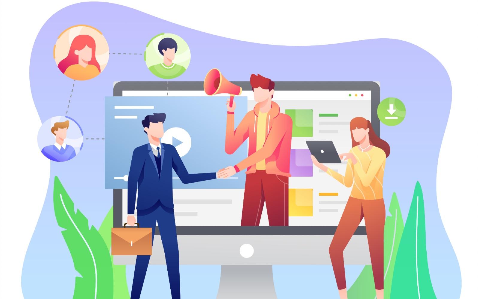 social proof marketing inc